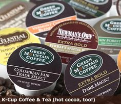 Best Keurig cups http://willapse.hubpages.com/hub/K-cup-coffee