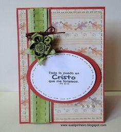Latina Crafter - Sellos en Español: Reto Latina Crafter #16 (LCSC16)