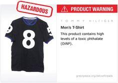 Tommy Hilfiger t-shirt   #Detox #Fashion