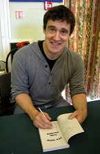 Tom Palmer - sports novel legend and reading hero. Tom is immensely hard-working, visiting hundreds of schools every year with his football and rugby Reading Games. Tom Palmer, Foul Play, Detective Series, Reading Games, Rugby, Authors, Schools, Work Hard, Toms