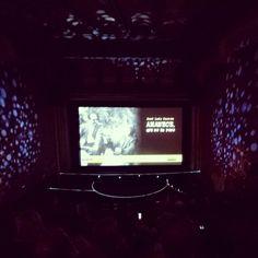 Sesiones de cines que marcan historias