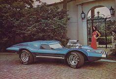 Star Trek Coupe Show Car, 1975.