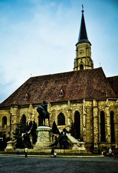 Saint Michael Church, Cluj Napoca, Romania