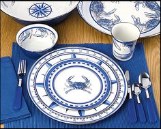 """A Love Affair with """"Blue & White"""" 