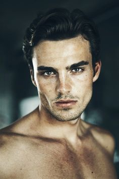 Peter Badenhop | 35 Insanely Hot Guys Whose Freckles Will Give You Life