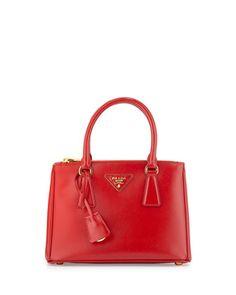 prada white leather bag - Prada - Saffiano Vernice Zip Tote - Saks.com | Fashion | Pinterest ...