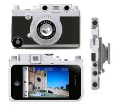 Working camera I phone case .