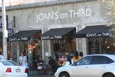 Joans on Third ,LA perfect lunch spot and ammmmazing sweets!