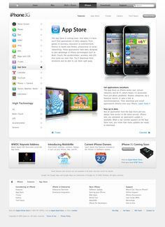 Apple - iPhone - Features - App Store (11.06.2008)