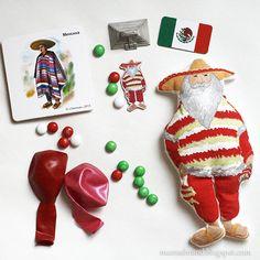 Mama's brand: Дед Морозы разных стран: Ниньё Диос.