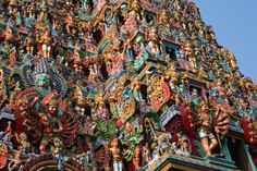 Madurai - Sri Meenakshi Temple