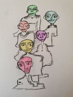 face indie drawings doodles faces around easy drawing simple inspo hippie doodle visual