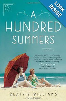 A Hundred Summers: Beatriz Williams: 9780399162169: Amazon.com: Books