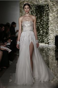 Screen Siren Slits - One of the Top 10 Bridal Trends for 2015