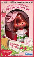 Still remember the smell of strawberries when you played with this doll.