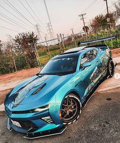 Exotic Sports Cars, Cool Sports Cars, Sport Cars, Best Jdm Cars, Best Luxury Cars, Custom Muscle Cars, Custom Cars, Camaro Car, Street Racing Cars
