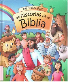 Mi primer libro de historias de la Biblia