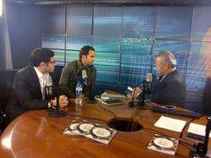 Luis Lozada y Andrés Campos hablan de la iniciativa México en Tus Manos