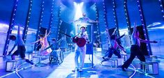 """THEATRE REVIEW: THE WHO'S TOMMY by Graeae & Ramps on the Moon at West Yorkshire Playhouse: """"Electrifying, fast paced and utterly engaging"""" http://www.on-magazine.co.uk/arts/yorkshire-theatre/the-whos-tommy-review-west-yorkshire-playhouse/"""