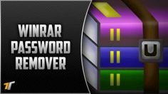 Winrar Password Remover-Rar Password Unlocker tool