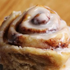 The Best Ever Vegan Cinnamon Rolls Recipe by Tasty