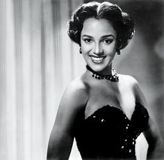 Dorothy Dandridge - actress and singer. Nov 9 (like me)