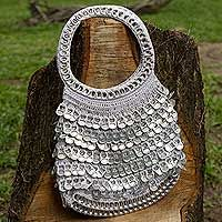 Silver Waterfall from @NOVICA, They help #artisans succeed worldwide.