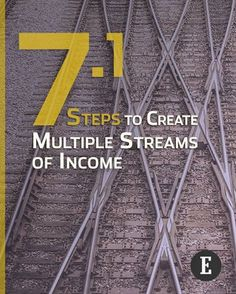 Serial entrepreneur Hal Elrod gives his personal formula for achieving greater financial security through diversified revenue sources. Multiple Streams Of Income, Income Streams, Own Your Own Business, Miracle Morning, Internet Marketing, Books To Read, Entrepreneur, How To Plan