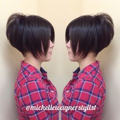 Hairstyles For Black Women A Line Haircut Short, Pixie Haircut For Thick Hair, Cut My Hair, Short Hairstyles Fine, Modern Hairstyles, Cool Hairstyles, Short Hair Cuts For Women, Short Hair Styles, Short Angled Bobs