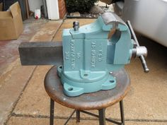 25 Best Chas Parkers Images Bench Vise Bench Wilton Vise