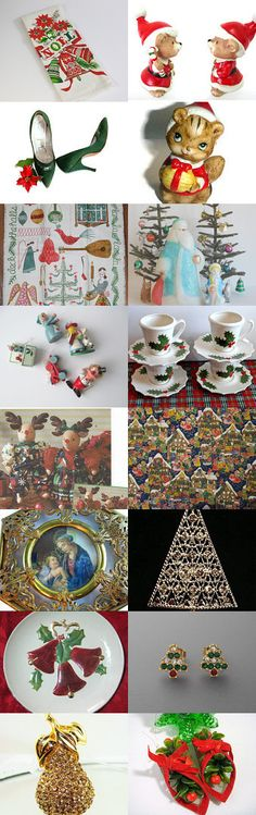 HAPPY CHRISTMAS #voguet by Fabien on Etsy, www.PeriodElegance.etsy.com