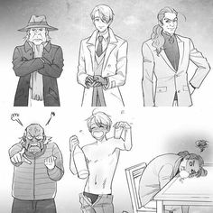 So accurate  Does types of drunks Viktor is the best