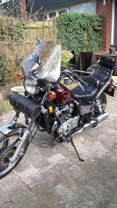Kawasaki LTD 454 uit 1986 aangeboden in de Facebookgroep https://www.facebook.com/groups/motorentekoopmt/permalink/748902331951155/?sale_post_id=748902331951155 #kawasaki #kawasakiltd #kawasakiltd454 #motortreffer #motorentekoopmt