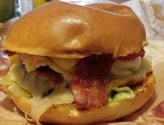 Happy burger :P