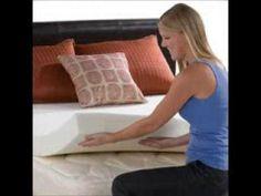 Foam Mattress Topper - Choose Right Foam Mattress Topper For Comfort - YouTube