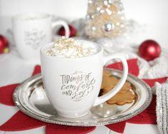 Comfort & Joy Bistro Mug // YUM! #holidaypinparty