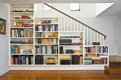 Photo: Mark Lohman | thisoldhouse.com | from Built-in Storage