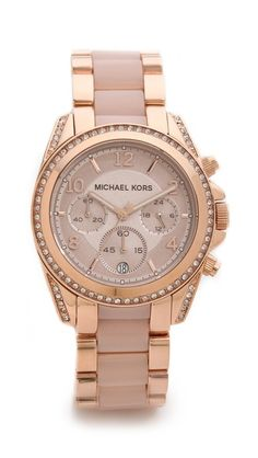LOVES LATELY I Michael Kors Blair Watch