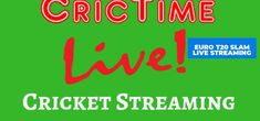 Crictime Hd Live Streaming Euro T20 Slam
