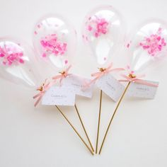 Tiny Balloons - New Party Trend - The Ultimate in Cute | Pretty Little Party Shop - Stylish Party & Wedding Decorations and Tableware