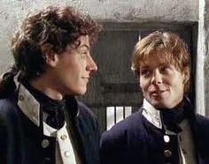 Horatio Hornblower and Archie Kennedy (by Ioan Gruffudd and Jamie Bamber) - Hornblower series