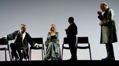 """Foto :Angelina Atlagić http://www.angelinaatlagic.com/en/ El ACTOR PABLO RIVERO da vida a Martin von Essenbeck en""""La caída de los dioses"""", homenaje del director esloveno Tomaž Pandur,a Luchino Visconti con una versión teatral de la película con el mismo nombre."""