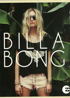 oh, billabong <3 those shorts are sweet