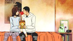 Chizu and Ryu - Kimi ni Todoke Everything Anime by @lazyfebruary