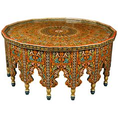 Moroccan furniture on pinterest moroccan decor moroccan style and moroccan bedroom - Inspiring and magnificent moroccan coffee tables ...
