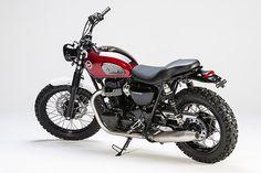 Kawasaki W800 SC