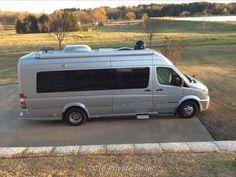 Small Motorhomes, Class B Motorhomes, Airstream Interstate, Gas Money, Class B Rv, Used Rv, Art Pieces, Lounge, Cars