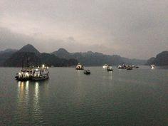 Halong Bay in the Morning @ Vietnam
