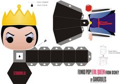 Evil Queen Make your own Funko Pop