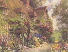 Anne Hathaway's Cottage   Helen Eriksson